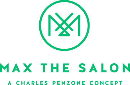 Charles Penzone Max the Salon logo