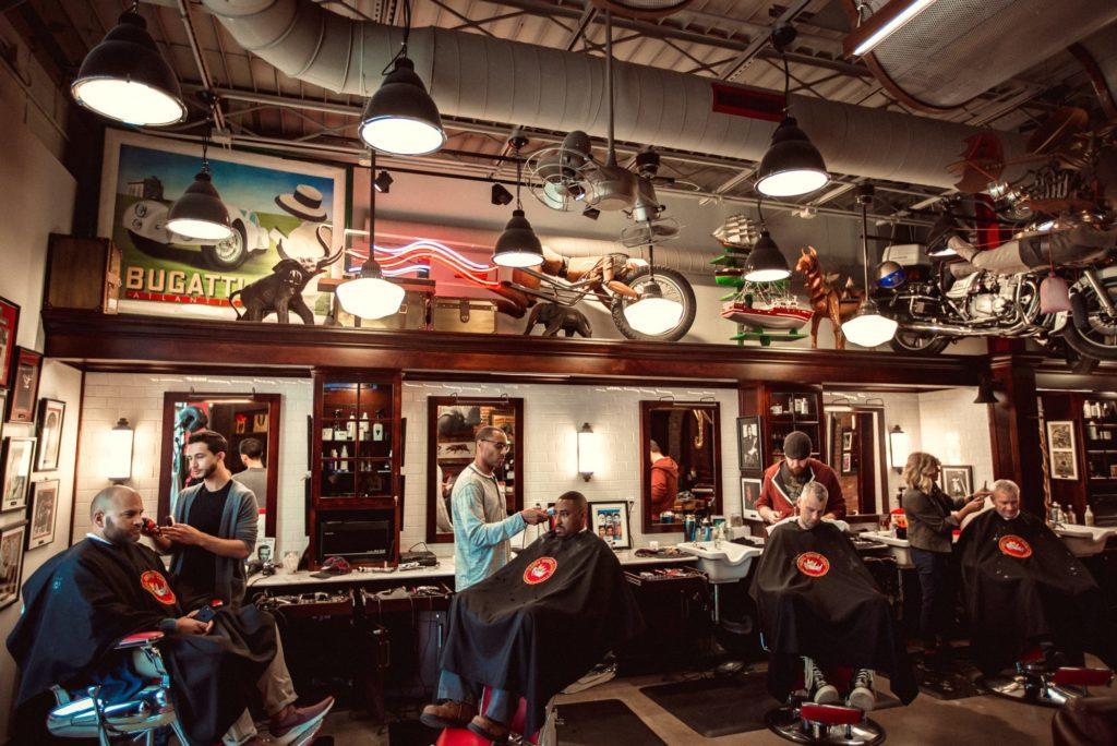 Royal Rhino Club Barbershop & Lounge