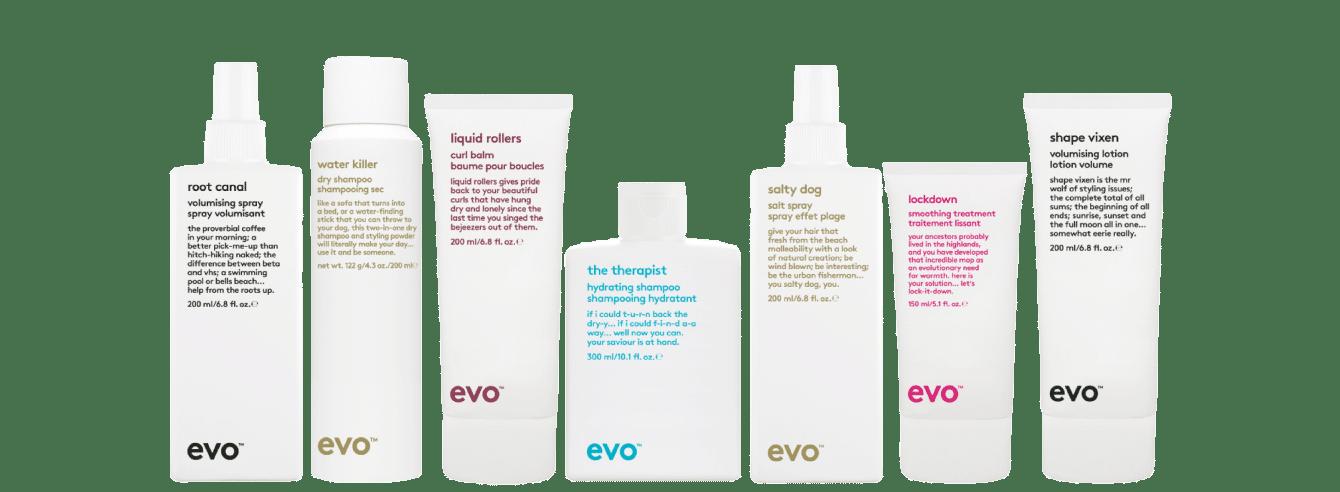 Evo Hair/Skincare