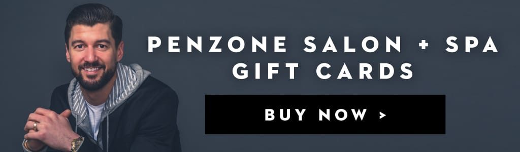 Penzone Salons + Spas Gift Cards