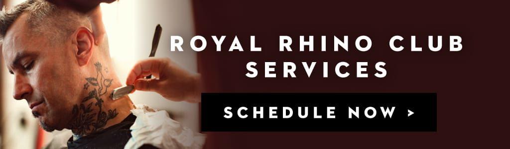 Royal Rhino Club Services