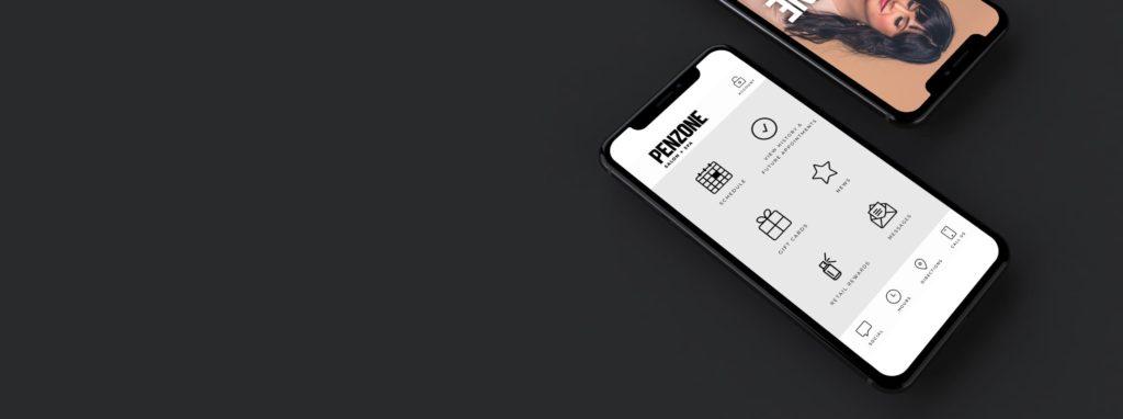 PENZONE App Updates