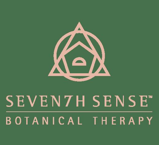 Seventh Sense Botanical Therapy CBD Product Logo