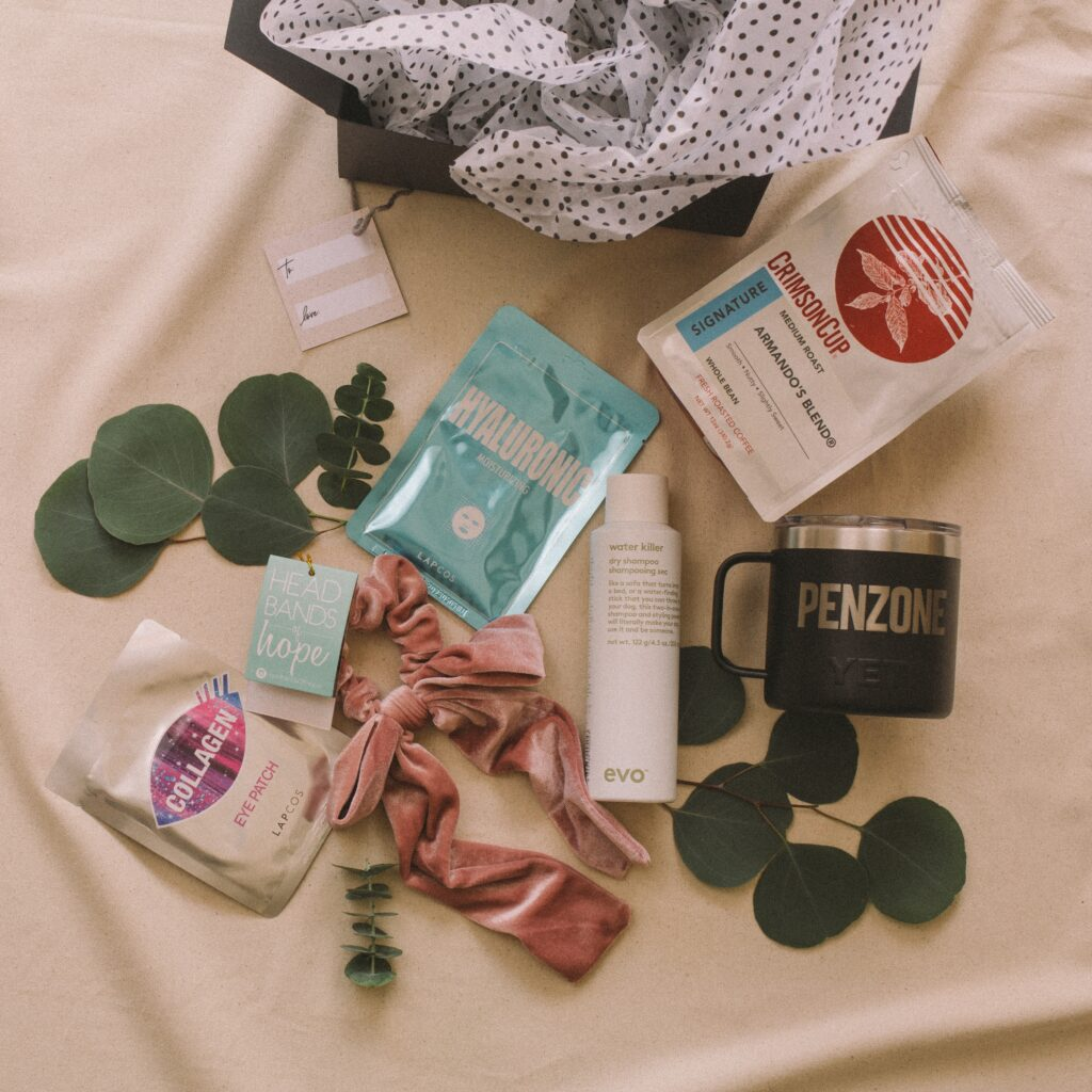 INSPIRED GIFTING COLLECTION | WORK FROM HOME